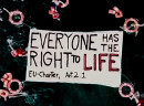 Everyone has the right to life, EU Charta Art 2.1