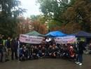 Refugee Protest Camp im Grazer Stadtpark