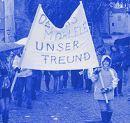 Solidaritätskundgebung für Dennis Maklele in Steyr, 20. Oktober 2007
