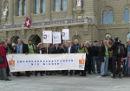 Kundgebung in Bern, 19. März 2010