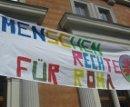 Menschenrechte für Roma - Kundgebung am 4. September 2010 in Wien