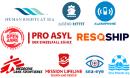 Die Logos der unterzeichnenden Organisationen