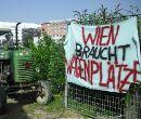 Wien braucht Wagenplätze