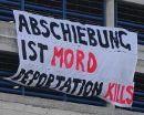 Abschiebung ist Mord - Deportation kills
