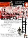 Cartel II Caravana Europea por la libertad de movimiento