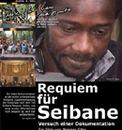 Ausschnitt des Filmplakats 'Requiem für Seibane'