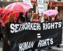 Demonstration für die Rechte von SexarbeiterInnen, Brüssel, 15. Okt 2005