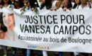 Justice pour Vanessa Campos