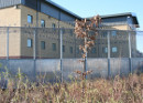 Harmondsworth detention centre, February 2006