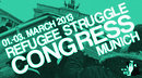 Refugee Struggle Congress, 1.-3. March 2013, Munich