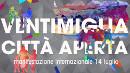 Ventimiglia città aperta: manifestazione internazionale #14L
