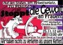 Flyer für die Demonstration am 25. November 2012 - Wir haben nichts zu verlieren als unsere Ketten!