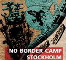No Border Camp Stockholm - Poster