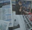 Zeitungen am 21. Dez 2007