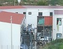 Detention Centre in Lampedusa, February 2009