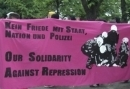 our solidarity against repression