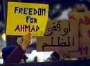 Freedom for Ahmad