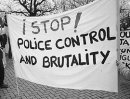 stop police brutality!