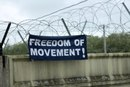 For the Freedom of Movement - Protest at Debrecen detention centre