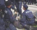Polizeigewalt am 1. Mai 2009 in Linz