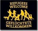 Geflüchtete willkommen!