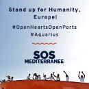 Stand up for humanity - SOS Méditerranée