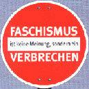 faschismus verbrechen
