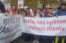 Gerechtigkeit für Vanessa Campos - Nein zur Kriminalisierung der Klient*innen von Sexarbeit