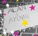 Alan + Ayenne