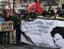 Manifestation in Dessau on 7th of January 2012 in remembrence of Oury Jalloh - it was murder!