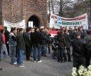 Zwischenkundgebung am Sendlinger Tor