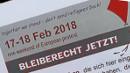 17. - 18. Februar 2018 - europaweites Protestwochenende gegen Abschiebungen!