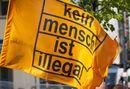 Traiskirchen: Kein Mensch ist illegal