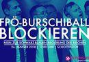 FPÖ-Akademikerball blockieren