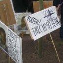 Gedenkdemonstration gegen Brechmittelfolter, Bremen, 7. Jänner 2006